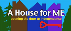 A House for Me Logo